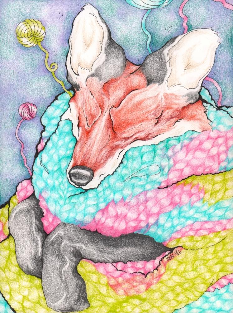 foxinasweater